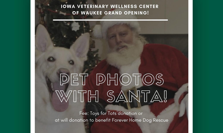 Iowa Veterinary Wellness Waukee Location