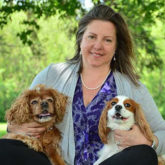 Meet Kimberly Wilke, Veterinarian